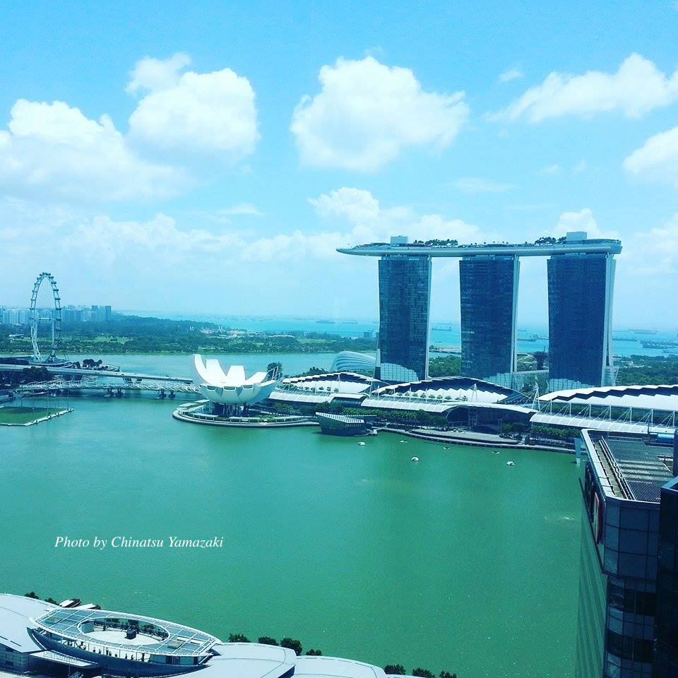 Singpore office view